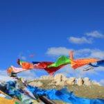 東チベット、リタンとラルンガルゴンパで鳥葬を見学。
